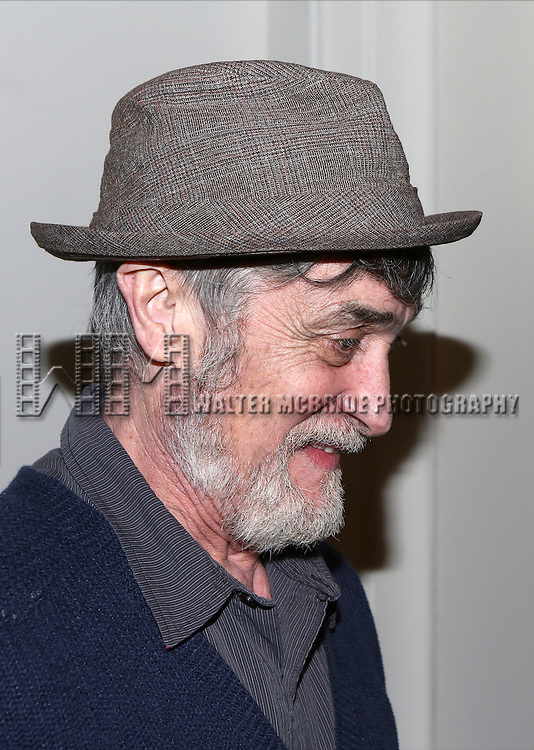 Roger Rees from 'The Visit' attend a photo call at The Lyceum Theater on March 24, 2015 in New York City.