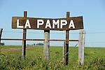 URUGUAY Estancia La Pampa near Salto