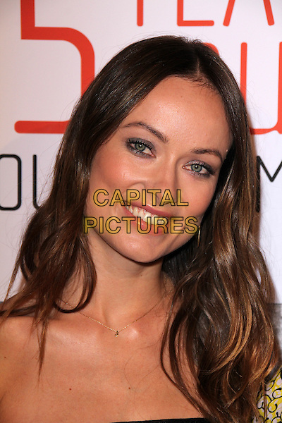 BEVERLY HILLS, CA - OCTOBER 28: Olivia Wilde at the 25th Annual Courage In Journalism Awards in Beverly Hills, California on October 28, 2014.  <br /> CAP/MPI/DC/DE<br /> &copy;DE/DC/MediaPunch/Capital Pictures