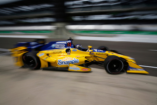 12-14 May, 2016, Indianapolis, Indiana USA<br /> Marco Andretti<br /> ©2016, Michael L. Levitt<br /> LAT Photo USA
