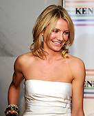 Washington, DC - December 2, 2007 -- Cameron Diaz arrives at the John F. Kennedy Center for the Performing Arts for the gala performance honoring the 30th Annual Kennedy Center honorees in Washington, D.C. on Sunday, December 2, 2007. The honorees for 2007 are: Leon Fleischer, Steve Martin, Diana Ross, Martin Scorsese, and Brian Wilson..Credit: Ron Sachs / CNP