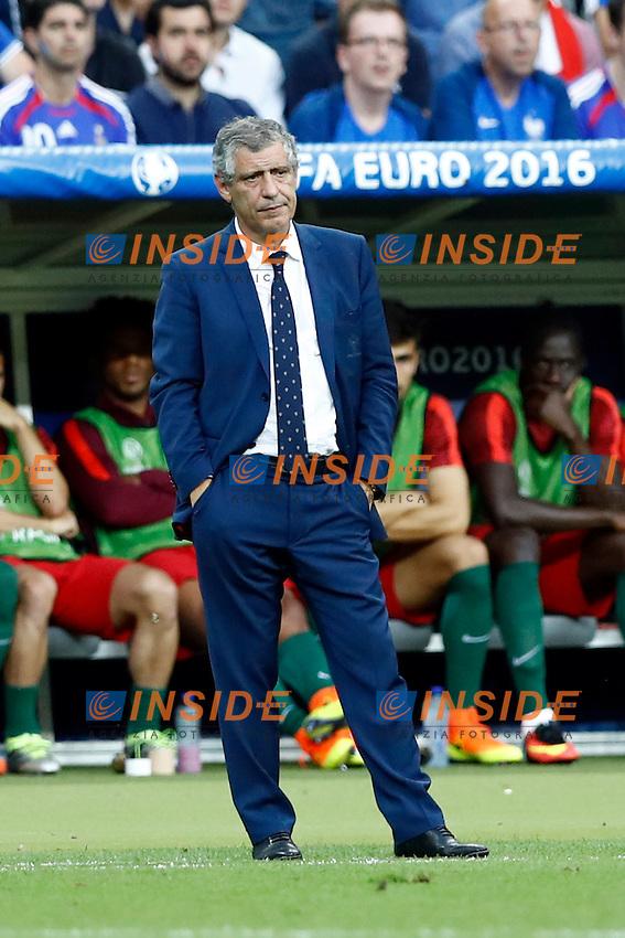 Fernando Santos<br /> Marseilles 10-07-2016 Stade Velodrome Football Euro2016 Germany - France / Germania - Francia Semi-finals / Semifinali <br /> Foto Matteo Ciambelli / Insidefoto