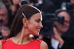 Cannes Film Festival 2018 - 71st edition - Day 3 - May 10 in Cannes, on May 10, 2018; Screening of PLAIRE, AIMER et COURIR VITE; Russian model Irina Shayk © Pierre Teyssot / Maxppp