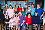 Joan O'Shea and James O'Sullivan Farranfore celebrated their engagement with their family and friends in Ulicks bar Farranfore on Saturday night