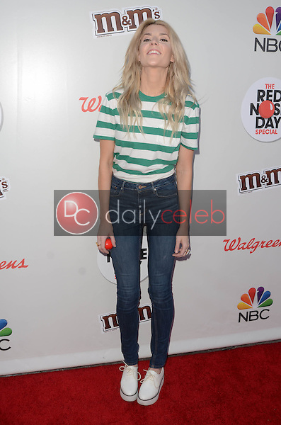 Grace Helbig<br /> at the Red Nose Day 2016 Special, Universal Studios, Universal City, CA 05-26-16<br /> David Edwards/DailyCeleb.Com 818-249-4998