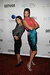 Orange Is the New Black Actresses Diane Guerrero and Attend Seth Meyers at Gotham magazine's 'The Men's Issue' release party at The Sanctuary Hotel powered by CÎROC Vodka, NY
