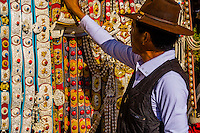 Barkhor Market, Lhasa, Tibet, China.