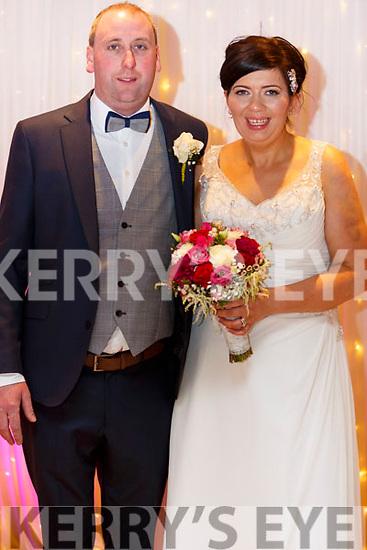 Healy/Gorman wedding in the Ballyroe Heights Hotel on Friday last.