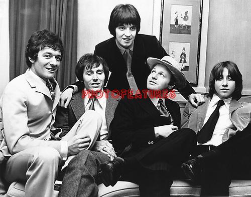Hollies 1968..© Chris Walter..