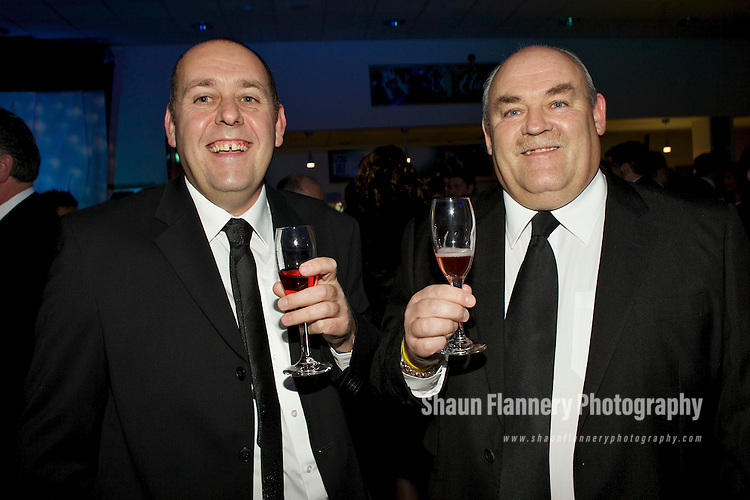 Pix: Shaun Flannery/shaunflanneryphotography.com...COPYRIGHT PICTURE>>SHAUN FLANNERY>01302-570814>>07778315553>>..15th December 2011……………….Doncaster Chamber Business Awards 2011..Doncaster Racecourse & Exhibition Centre.
