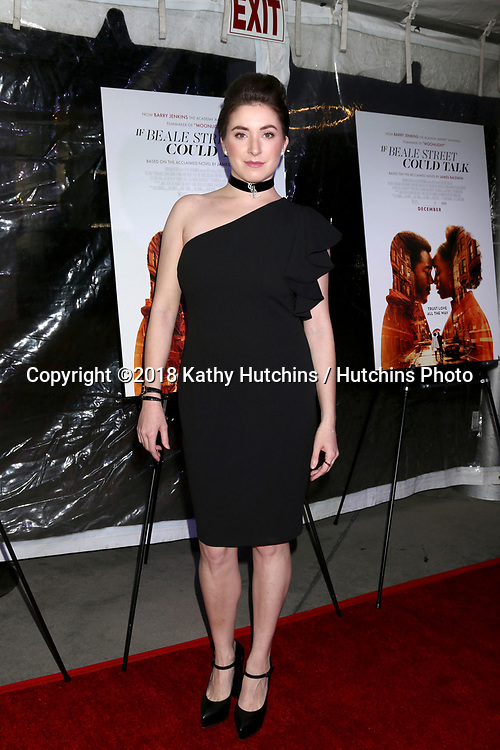 "LOS ANGELES - DEC 4:  Adele Heather Taylor at the ""If Beale Street Could Talk"" Screening at the ArcLight Hollywood on December 4, 2018 in Los Angeles, CA"