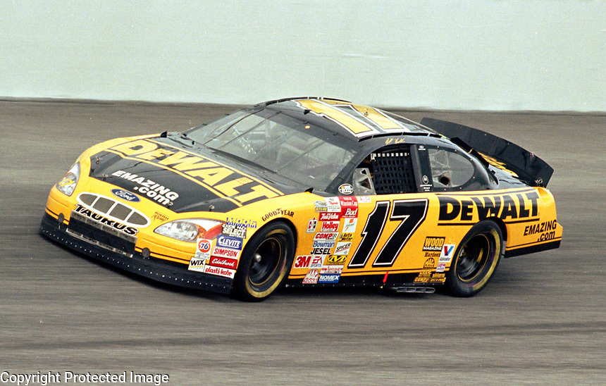 Matt Kenseth, Darlington, September 2000. (Photo by Brian Cleary)