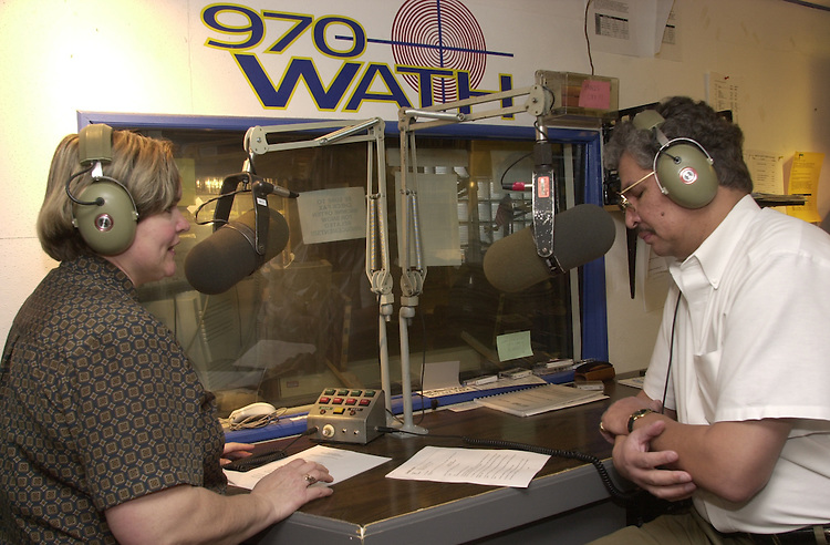 15135Talk Show Health matters on WATCH Radio
