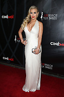 HOLLWOOD, CA - October 08: Carmen Electra, At 4th Annual CineFashion Film Awards At On El Capitan Theatre In California on October 08, 2017. <br /> CAP/MPI/FS<br /> &copy;FS/MPI/Capital Pictures