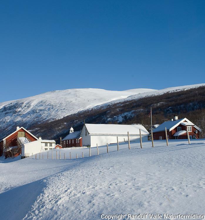 Kongsvold Fjellstue