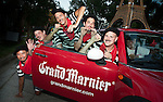 Gran Marnier Street Team at the Houston Pride Parade 2011