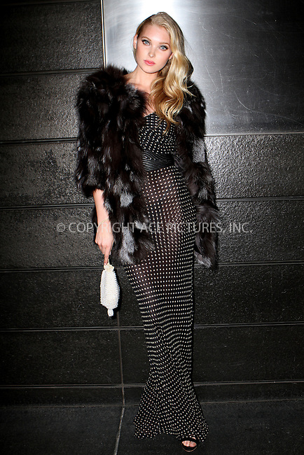WWW.ACEPIXS.COM<br /> <br /> April 21 2014, New York City<br /> <br /> Elsa Hosk arrives at the New Yorkers For Children's 11th Anniversary A Fool's Fete Spring Dance at the Mandarin Oriental Hotel on April 21, 2014 in New York City. <br /> <br /> <br /> By Line: Nancy Rivera/ACE Pictures<br /> <br /> <br /> ACE Pictures, Inc.<br /> tel: 646 769 0430<br /> Email: info@acepixs.com<br /> www.acepixs.com