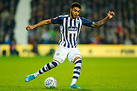 29th December 2019; The Hawthorns, West Bromwich, West Midlands, England; English Championship Football, West Bromwich Albion versus Middlesbrough; Kyle Edwards of West Bromwich Albion on the ball - Strictly Editorial Use Only. No use with unauthorized audio, video, data, fixture lists, club/league logos or 'live' services. Online in-match use limited to 120 images, no video emulation. No use in betting, games or single club/league/player publications