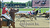 "Bratty Buck looses a shoe but not Anna ""Rosie"" Napravnik-horse & rider finish the race"