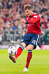 06.10.2018, Allianz Arena, Muenchen, GER, 1.FBL,  FC Bayern Muenchen vs. Borussia Moenchengladbach, DFL regulations prohibit any use of photographs as image sequences and/or quasi-video, im Bild Leon Goretzka (FCB #18) <br /> <br />  Foto &copy; nordphoto / Straubmeier