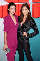 Lucy Watson &amp; Binky Felsted at the &quot;Tomb Raider&quot; European premiere at the Vue Leicester Square, London, UK. <br /> 06 March  2018<br /> Picture: Steve Vas/Featureflash/SilverHub 0208 004 5359 sales@silverhubmedia.com
