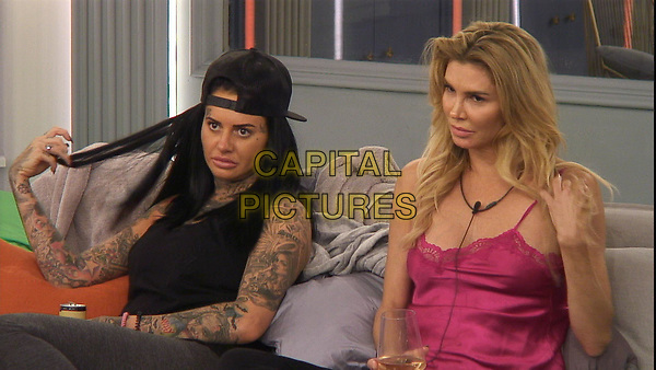 Celebrity Big Brother 2017<br /> Jemma Lucy, Brandi Granville<br /> *Editorial Use Only*<br /> CAP/KFS<br /> Image supplied by Capital Pictures