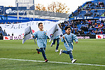 during the La Liga 2017-18 match between Getafe CF and SD Eibar at Coliseum Alfonso Perez Stadium on 09 December 2017 in Getafe, Spain. Photo by Diego Souto / Power Sport Images
