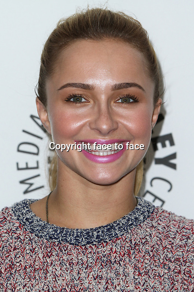 "Hayden Panettiere arrives at the 30th Annual PaleyFest - ""Nashville"" at the Saban Theatre on March 9, 2013 in Beverly Hills, California. ..Credit: MediaPunch/face to face..- Germany, Austria, Switzerland, Eastern Europe, Australia, UK, USA, Taiwan, Singapore, China, Malaysia and Thailand rights only -"