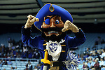 23 March 2014: Hampton Pirate. The Michigan State University Spartans played the Hampton University Lady Pirates in an NCAA Division I Women's Basketball Tournament First Round game at Cameron Indoor Stadium in Durham, North Carolina. Michigan State won the game 91-61.