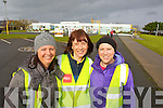 Pictured at the Fenit Coastal Cycle on Saturday were l-r: Jennifer Williams (Fenit) Mary O'Carroll (Fenit) and Aoife Kelly (Fenit).