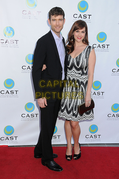 29 May 2014 - Los Angeles, California - Kevin Price, Sara Rue. 16th Annual &quot;From Slavery to Freedom&quot; Gala Event held at The Skirball Center.  <br /> CAP/ADM/BP<br /> &copy;Byron Purvis/AdMedia/Capital Pictures