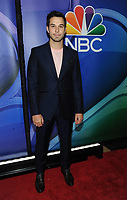 NEW YORK, NY - MAY 09: Skylar Astin attends the 2019/2020 NBC Upfront presentation at the    Fourr Seasons Hotel on May 13, 2019in New York City.  <br /> CAP/MPI/JP<br /> ©JP/MPI/Capital Pictures