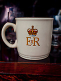 ENGLAND, Brighton,  a Royal Tea Cup