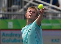 ANDREY GOLUBEV (KAZ)<br /> <br /> Tennis - MIAMI OPEN 2015 - ATP 1000 - WTA Premier -  Crandon park Tennis Centre  - Miami - United States of America - 2015<br /> &copy; AMN IMAGES