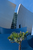 Walt Disney Concert Hall, Los Angeles, Californi