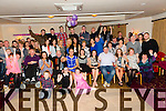 Derina Stack from Liosardbulla celebrating her 21st birthday with family and friends at Kerins O Rahillys on Saturday night