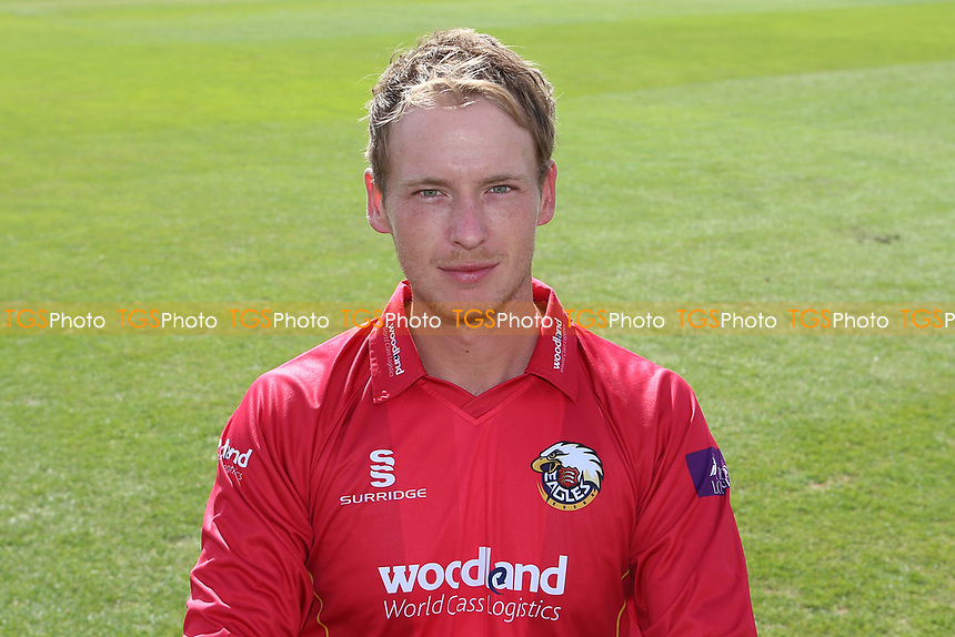 Tom Westley of Essex in Royal London Cup kit during the Essex CCC Press Day at The Cloudfm County Ground on 5th April 2017
