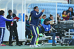 Norio Sasaki (JPN), <br /> MARCH 6, 2015 - Football / Soccer : <br /> Algarve Women's Football Cup 2015 Group C match <br /> between Japan 3-0 Portugal <br /> at Algarve Stadium in Faro, Portugal. <br /> (Photo by YUTAKA/AFLO SPORT)[1040]