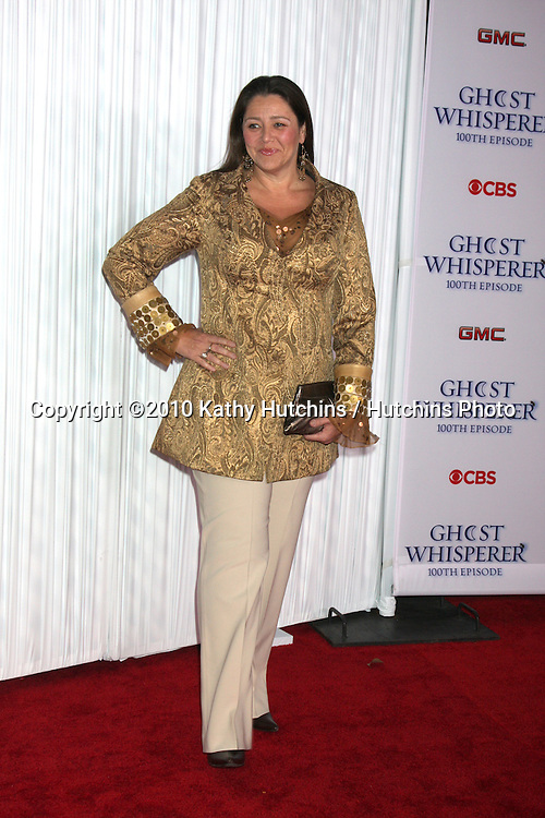 Camryn Manheim.arriving at the Ghost Whisperer 100th Episode Celebration.XIV Club.West Hollywood, CA.March 1, 2010.©2010 Kathy Hutchins / Hutchins Photo....