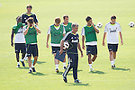 MADRID (11/08/2010).- Real Madrid training session at Valdebebas. Jose Mourinho...Photo: Cesar Cebolla / ALFAQUI
