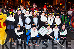 Gaelscoil Faithleann NS pupils at the Christmas in Killarney parade on Saturday evening