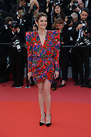 "CANNES, FRANCE. May 08, 2018: Chiara Mastroianni at the gala screening for ""Everybody Knows"" at the 71st Festival de Cannes"