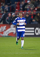 21 November 2010:  FC Dallas midfielder/forward David Ferreira #10 celebrates his goal during the 2010 MLS Cup Final between the Colorado Rapids and FC Dallas at BMO Field in Toronto, Ontario Canada...