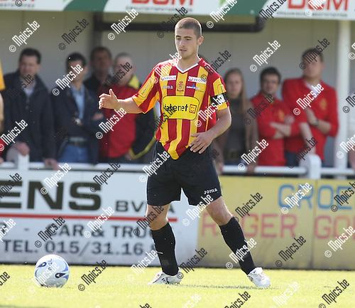 2009-06-24 / Voetbal / KV Mechelen seizoen 2009-2010 / Kenny Van Hoevelen..Foto: Maarten Straetemans (SMB)