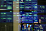 Apr 22, 2010 - Tokyo, Japan - An electronic stock board is pictured at the Tokyo Stock Exchange in Tokyo, Japan, on April 22, 2010. The Nikkei Stock Average of 225 issues closed at 10,949.09 on the Tokyo Stock Exchange Thursday, down 140.96 points or 1.27 per cent.