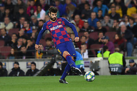 FOOTBALL: FC Barcelona vs SK Slavia Praha Champions League<br /> Gerard Pique<br /> Barcellona 5-11-2019 Camp Nou <br /> Barcelona - Slavia Praga <br /> Champions League 2019/2020<br /> Foto Paco Largo / Panoramic / Insidefoto <br /> Italy Only