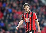 Bournemouth's Harry Arter in action during the Premier League match at the Vitality Stadium, London. Picture date December 4th, 2016 Pic David Klein/Sportimage