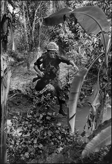 The Vietnam War, US Marine, South Vietnam, December 1967