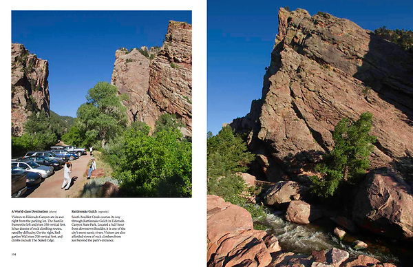 &quot;Boulder, Colorado: A Photographic Portrait.&quot; Photography &amp; writing by John Kieffer.<br /> A hardcover book, with 128 pages and 160 captioned, color photos. John's 6th Book. <br /> Publisher:  TwinLightsPub.com  (May 2018)