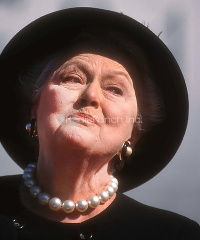 Olivia De Havilland 1998<br /> Photo By John Barrett/PHOTOlink.net /MediaPunch
